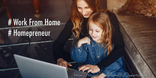 Online Webinar-Passive Income Opportunity (Welcome All Ladies & Mummies)-IPOH