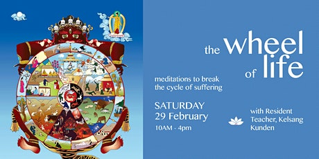 The Wheel of Life Day Course tickets