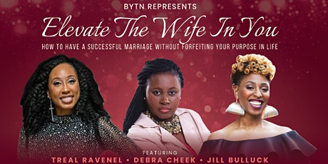 "Elevate Your Life Tour: ""The Wife in You Edition"" tickets"