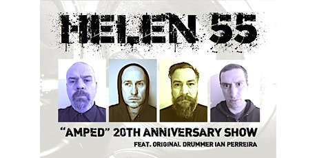 Helen 55 LIVE - 20th Anniversary of Amped tickets
