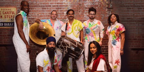 Red Baraat Festival of Colors tickets