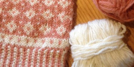 Creative Machine Knit Workshops -Projects and Techniques tickets