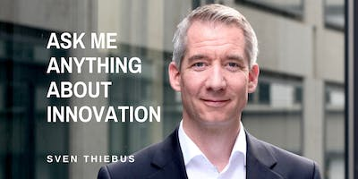 ASK ME ANYTHING ABOUT INNOVATION
