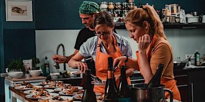 Kreatives Nachhaltiges 6 Gang Dinner im Hidden