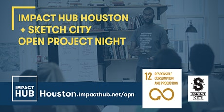 Open Project Night: SDG 12 Responsible Consumption & Production tickets