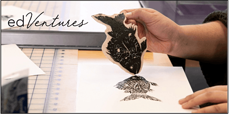 Traditional Block Printing Workshop - Kristen Stackhouse tickets