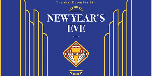 New Year's Eve at Bookhouse
