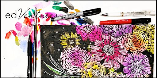 Mixed Media Art Journal Course – Katrina Slade
