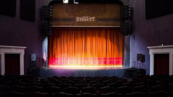 Live at The Historic Everett Theatre
