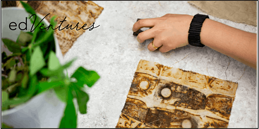 Rusted: Introduction to Rust Printing Workshop - Renata Britez