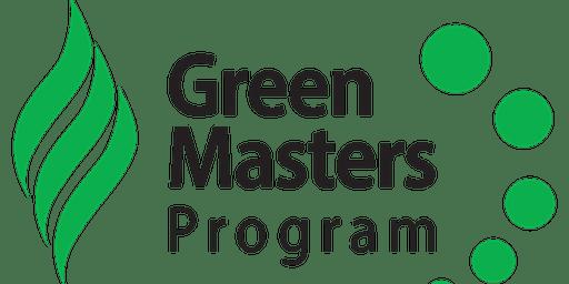 Green Masters Program Workshop