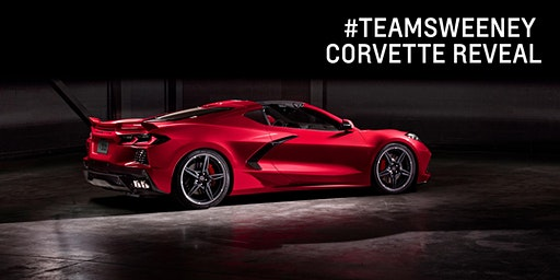 #TeamSweeney Corvette Reveal