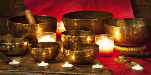 Tibetan Sound Bowl Meditation
