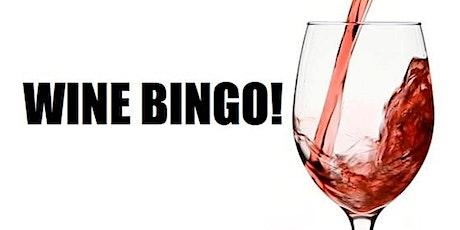 WINE BINGO tickets