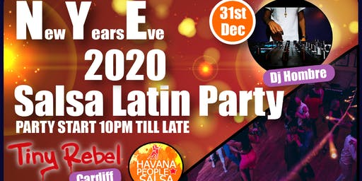 NEW YEARS EVE SALSA & LATIN PARTY !
