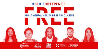 ***** Mental Health First Aid: February 25, 2020 at ISK