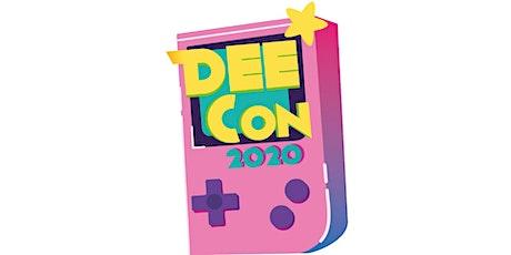 DeeCon 2020 tickets
