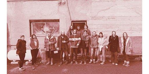 Bart Budwig album release show, Astoria OR