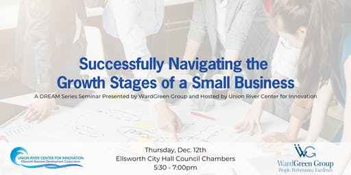 Successfully Navigating the Growth Stages of a Small Business