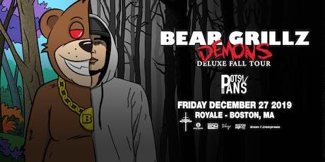 Bear Grillz | 12.27.19 | 10:00 PM | 21+ tickets