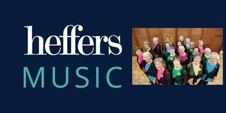 Heffers Music presents: Cambridge Harmony Chorus at Christmas tickets