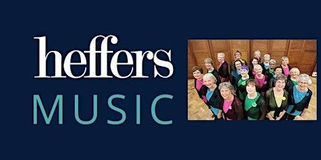 Heffers Music presents: Cambridge Harmony Chorus at Christmas tickets