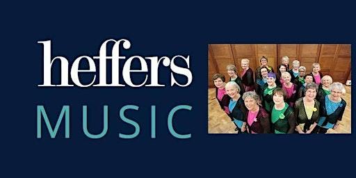 Heffers Music presents: Cambridge Harmony Chorus at Christmas