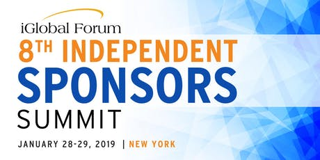 8th Independent Sponsors Summit tickets