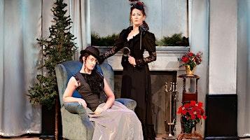 """The Christmas Case: a Lady Brass Mystery"""