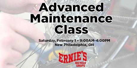 Advanced Maintenance Class - New Philadelphia tickets