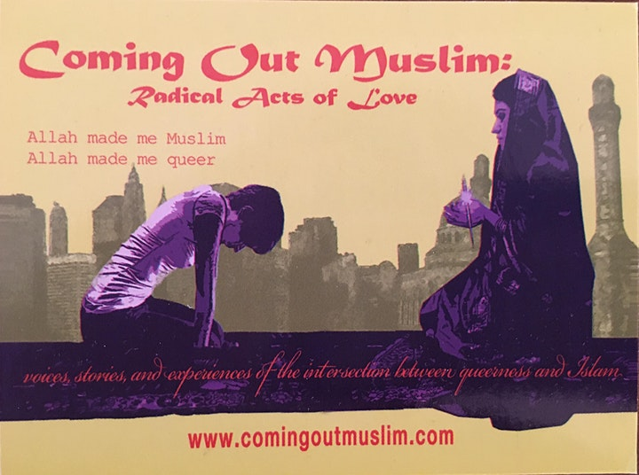 Coming Out Muslim: Radical Acts of Love image