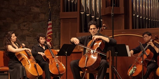 Peabody Peled Cello Gang with Amit Peled