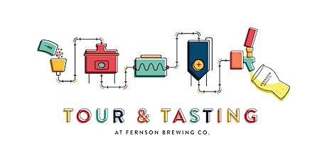Fernson Brewing Co. Tour tickets
