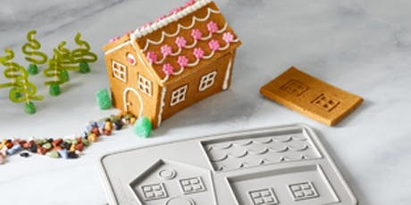 Holiday Cookie Houses tickets