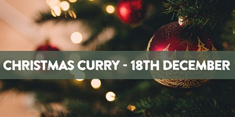 Make-York Christmas Curry 18th December 2019 tickets