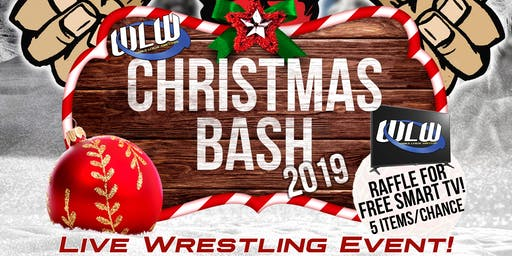 World League Wrestling Christmas Bash 2019