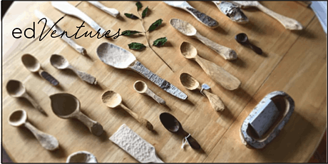 FULL Zen and the Art of Spoon Carving Workshop - Adam Weaver tickets