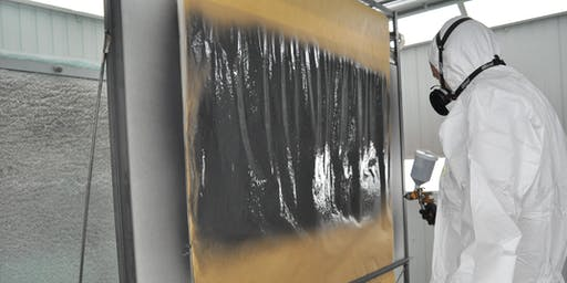 Workshop: basics of spray painting