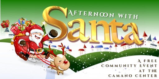 Afternoon with Santa