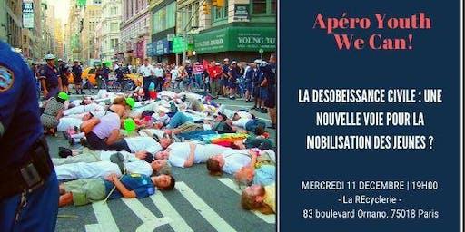 [Apéro YWC!] La Désobéissance Civile