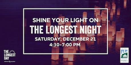The Longest Night   Lantern Launch tickets