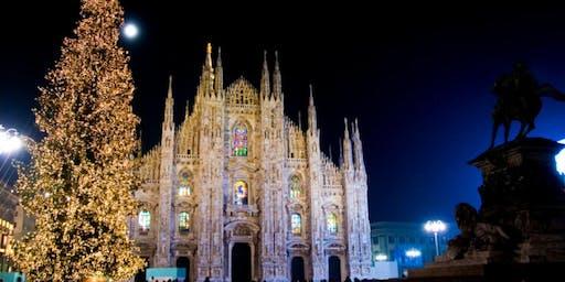 Sant Ambrogio 2019 in Piazza Duomo Milano !