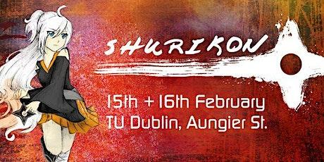 Shurikon 2020 tickets