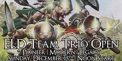 ELD Team Trio Open Pioneer Modern Legacy | December 15th Noon