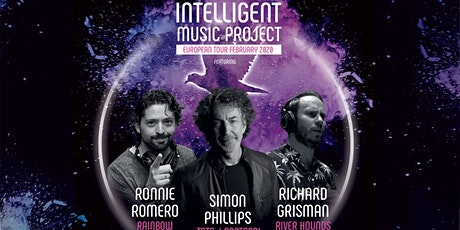 Intelligent Music Project feat SimonPhillips, RonnieRomero & RichardGrisman tickets