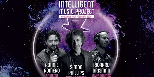 Intelligent Music Project feat SimonPhillips, RonnieRomero & RichardGrisman