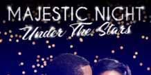 Majestic Night Under The Stars