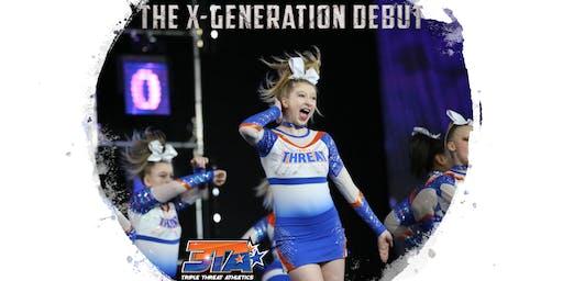 The X-Generation Debut - Showcase