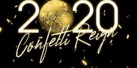CONFETTI REIGN III NYE 2020 AT VAGABOND w/ DJ KING CISE & LOWE MACEO tickets