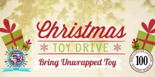 2019 Holiday Network Party & Toy Drive